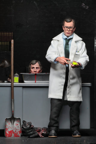 "NECA - Re-Animator - Herbert West 8"" Clothed Action Figure"