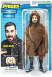 "Damaged Package Mego Impractical Jokers Pop Culture Brian Quinn 8"" Action Figure"