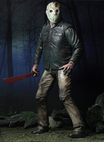 NECA - Friday the 13th - Part 4 Jason 1/4 Scale Action Figure (Pre-Order Ships July)