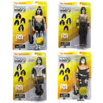 "Mego Music Icons KISS Set of 4 - 8"" Action Figure (Pre-Order Ships November)"