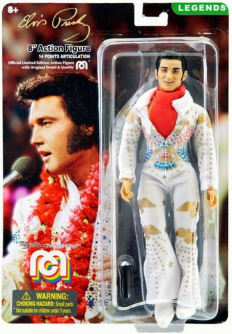 "Mego Legends Elvis Presley 8"" Action Figure"