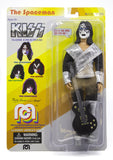 "Damaged Mego Music Icons KISS The Spaceman 8"" Action Figure"