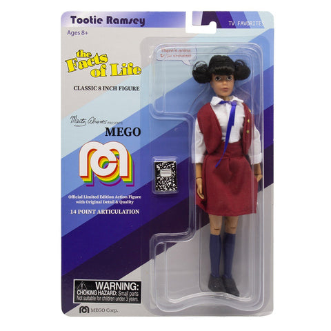 "Mego TV Favorites Facts of Life Tootie Ramsey 8"" Action Figure"