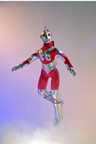 "Mego Sci-Fi Wave 9 - Ultraman 8"" Action Figure (Pre-Order Ships January)"