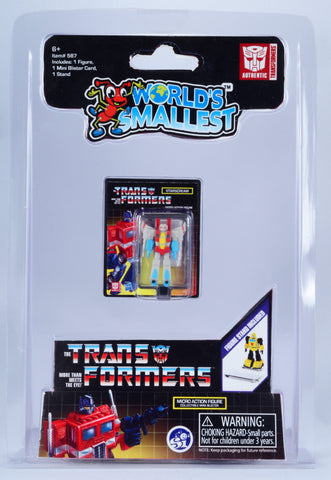 World's Smallest Transformers Star Scream Micro Action Figure