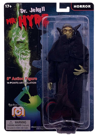 "Mego Horror Wave 8 - Dr. Jekyll and Mr. Hyde - Mr. Hyde 8"" Action Figure"
