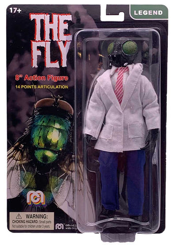 "Mego Sci-Fi Wave 8 - The Fly (Red Tie) 8"" Action Figure"