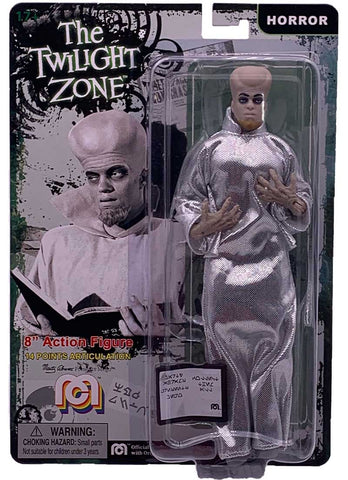 "Mego Horror Wave 8 - Twilight Zone ""To Serve Man"" Kanamit 8"" Action Figure"