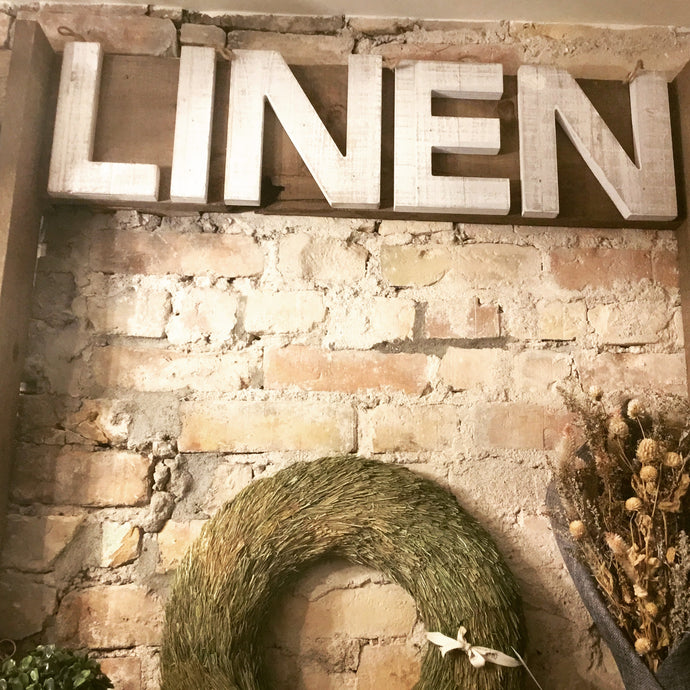 Linen's Journey. From Flax Field to Fabric. It's quite a process. We love linen!