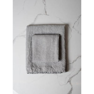Dark Gray Chateau Washcloth