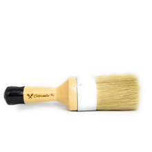 Load image into Gallery viewer, Tan Natural Silk Wax Brush