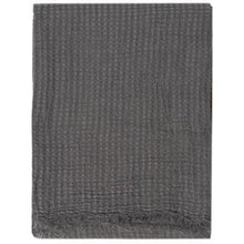 Load image into Gallery viewer, Dim Gray Hampton Bath Towel