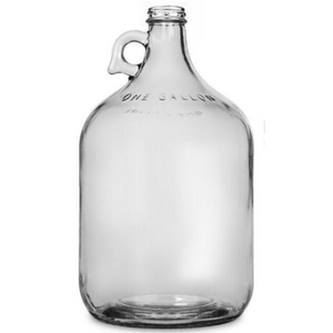 Lavender Glass Growler Jug