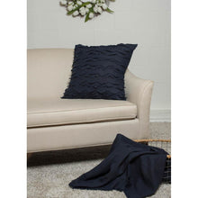 Load image into Gallery viewer, Dark Slate Gray Lipari Pillow Cover