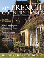 Black My French Country Home Magazine  March/April