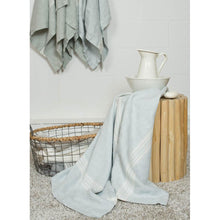 Load image into Gallery viewer, Light Gray Maison Bath Sheet