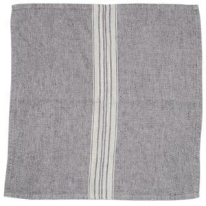 Dark Gray Maison Washcloth