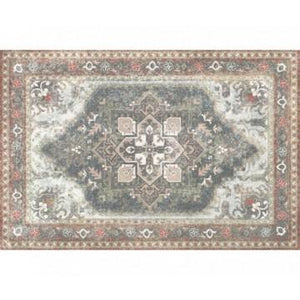 Dark Gray Persian 035305 Placemat