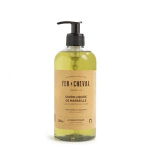 Tan Fer à Cheval Genuine Marseille Liquid Soap Unscented - 500ml