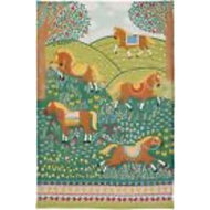 Ulster Weavers Tea Towel - Hills and Tails.