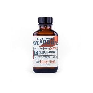 Gray Duke Cannon - Big Bourbon Beard Oil