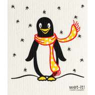 Firebrick Wet-it Cloth - Penguin