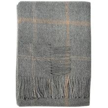 Load image into Gallery viewer, Slate Gray Awenda Throw