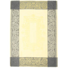 Load image into Gallery viewer, Lemon Chiffon Gramercy Tea Towel