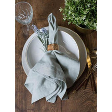 Load image into Gallery viewer, Gray Loft Studio Napkins (Set of 4)