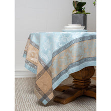 Load image into Gallery viewer, Light Steel Blue Versailles Tablecloth