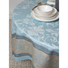 Load image into Gallery viewer, Gray Versailles Tablecloth