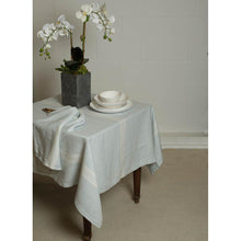 Load image into Gallery viewer, Dark Gray Maison Tablecloth