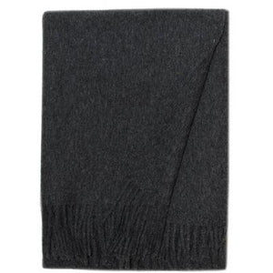 Dark Slate Gray Cork Throw
