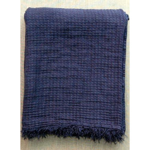 Dark Slate Gray Hampton Bath Towel