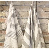 Bath Towels - 100% Linen