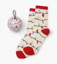 Load image into Gallery viewer, Light Gray Womens Socks in Balls