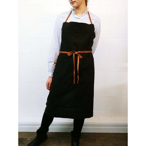 Black Chef Works Apron