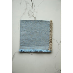 Light Slate Gray Bilbao Napkins (Set of 4)