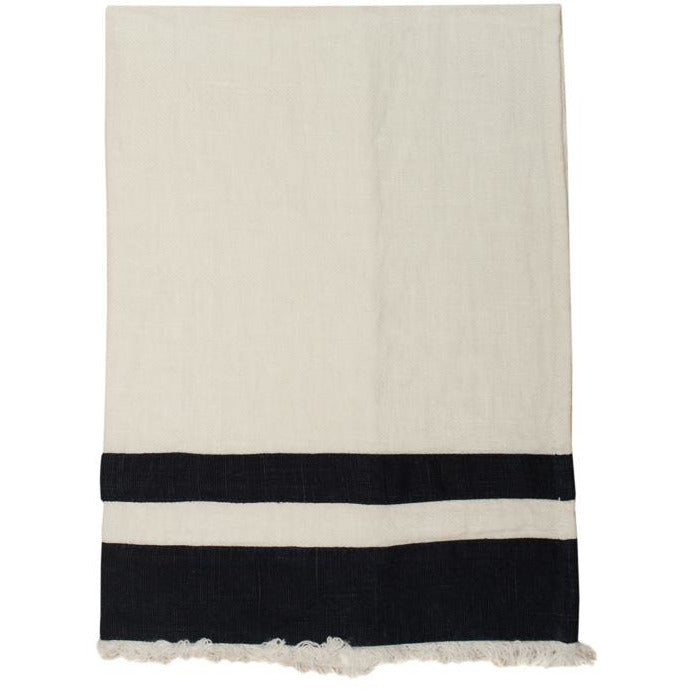Light Gray Lipari Bath Towel