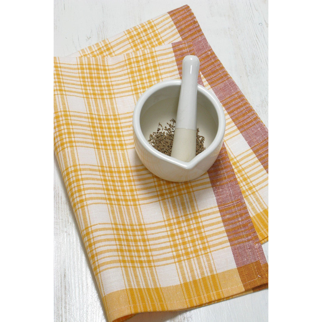 Tan Martin Tea Towel