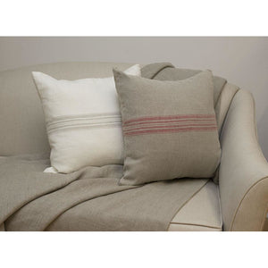 Gray Maison Pillow Cover
