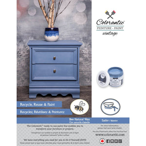 Slate Gray Sailor - Chalk Paint