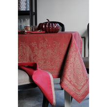 Load image into Gallery viewer, Sienna Paisley Tablecloth