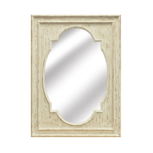 Gray Wall Mirror