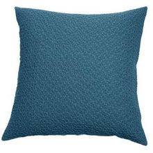 Load image into Gallery viewer, Dark Slate Gray Santarem Pillow Cover (set of two)