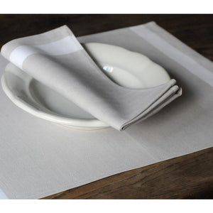 Gray Atelier Placemats (Set of 4)