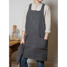 Load image into Gallery viewer, Dark Slate Gray Cuisine Apron