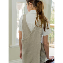 Load image into Gallery viewer, Rosy Brown Cuisine Apron