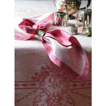 Load image into Gallery viewer, Pale Violet Red French Melody Napkins (Set of 4)