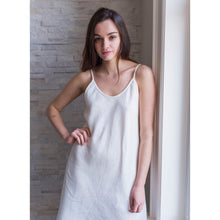 Load image into Gallery viewer, Dim Gray Martha Nightgown